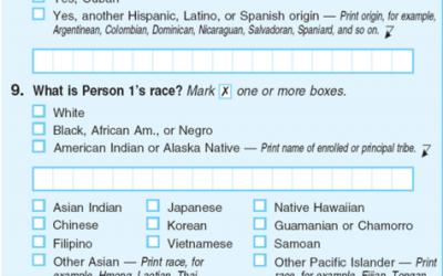 Complicated Racial Categories