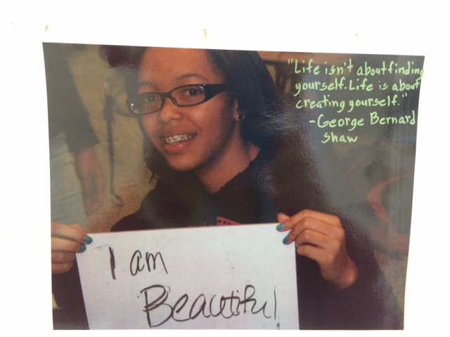Love Yourself: A Student Body Image Campaign