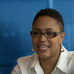 Reflections from Connections: Rasheeda Matthews