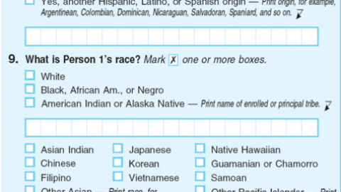 Complicated Racial Categories