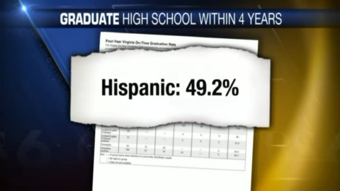 Richmond's Latino Graduation Rate Below 50%