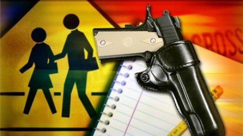 Bullied Students 8x More Likely to Bring Weapons to School