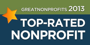 Top-Rated Nonprofit… Thanks to You!