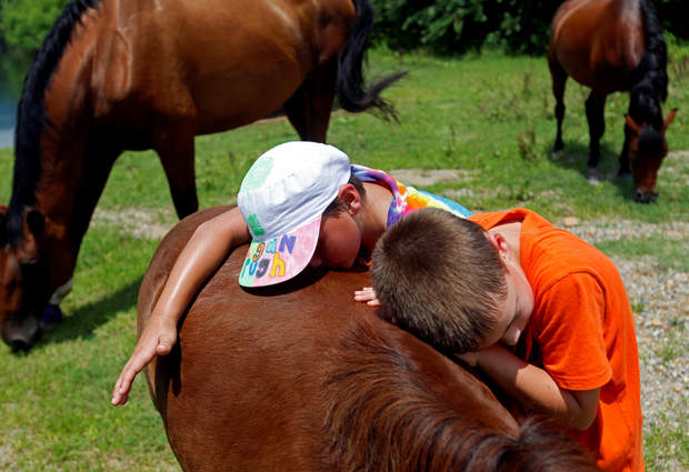 Camp Provides Camaraderie For Kids With Autism