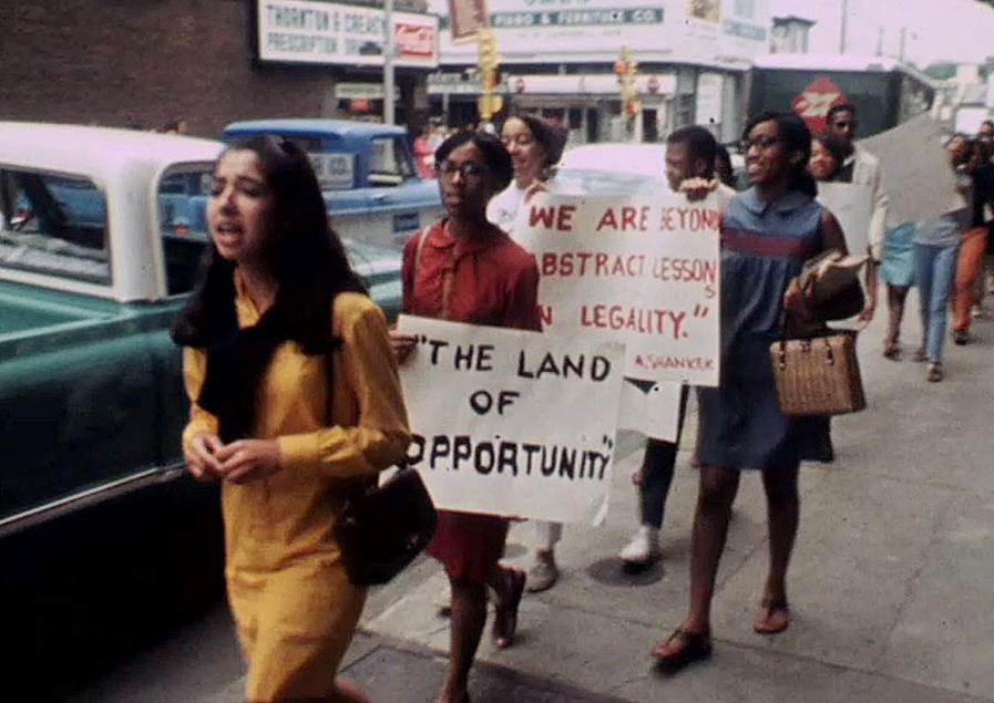 WSLS-TV's Civil Rights Movement Digital Archive